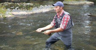 Willard will offer a three-part class on fly fishing.